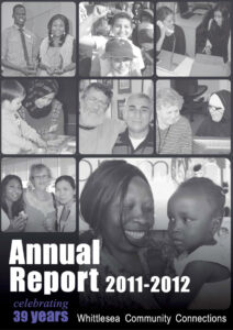 2011 - 2012 Annual Report