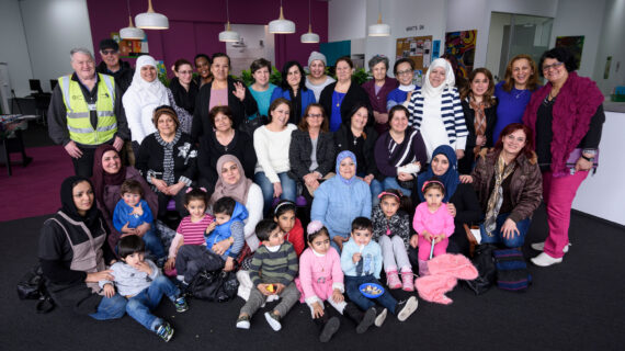 Request childcare services